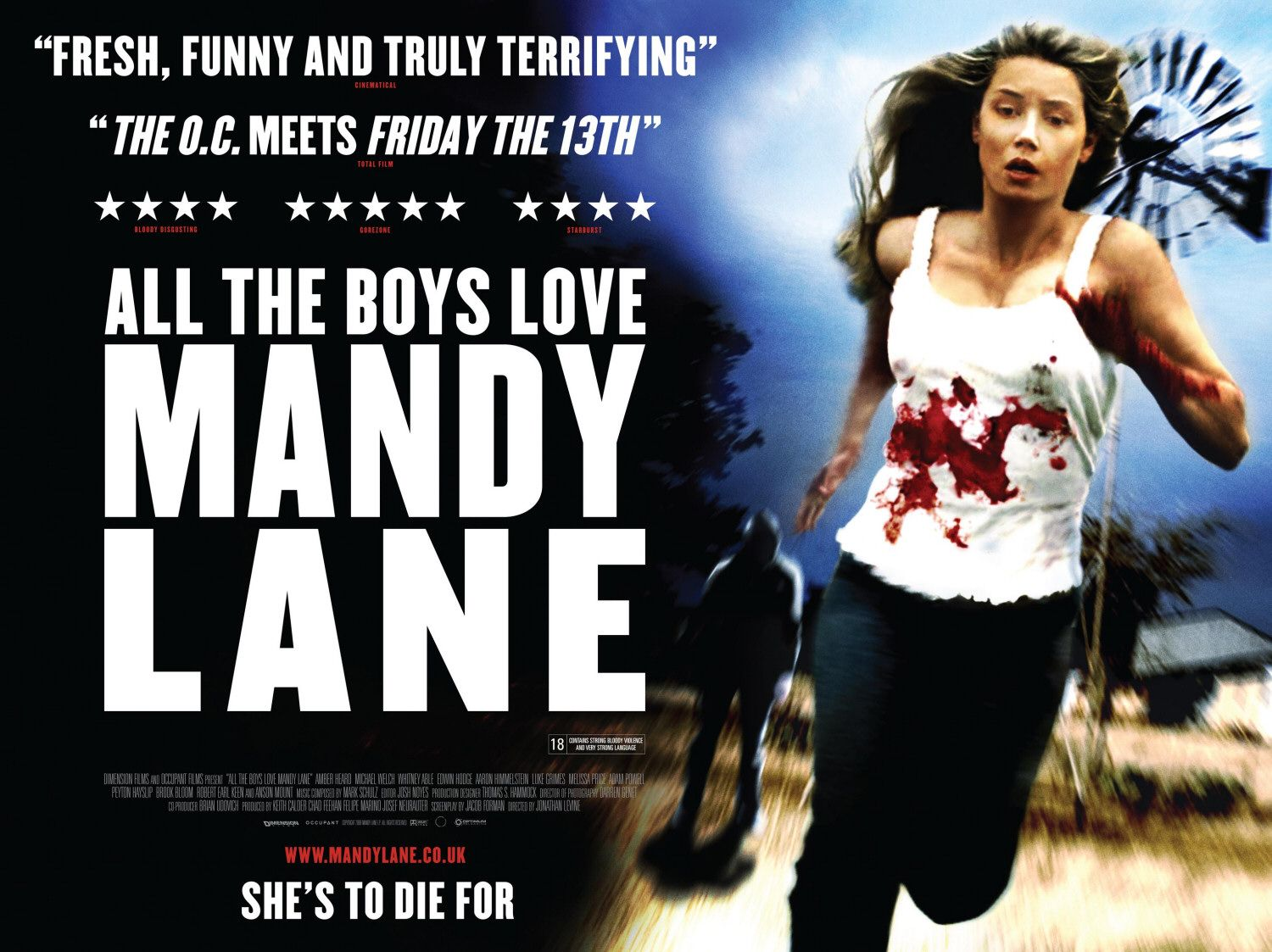 all the boys love mandy lane agt mini review indochine