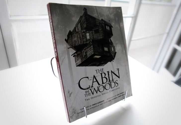 Cabin in the Woods Visual Companion Guide Image